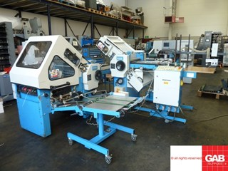 Guk FA-49 44X 16 pages folder Folding machines