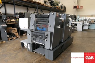 Heidelberg GTO 52-2 Sheet Fed