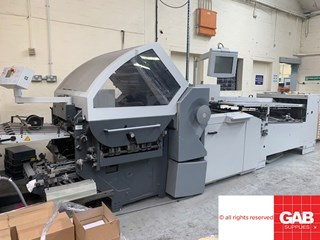Heidelberg KH-82 6KLL  Folding Machines