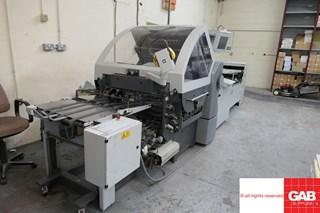 Heidelberg KH-82 6KLL  Falzmaschinen
