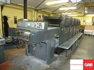 Heidelberg MOFP-H  Machines offset à feuilles