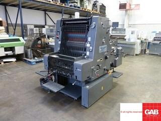 Heidelberg MO Machines offset à feuilles