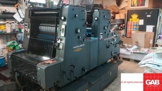 Heidelberg MO 单张纸胶印机