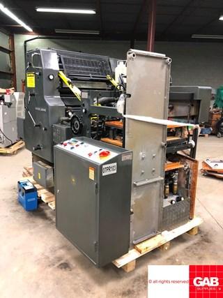 Heidelberg MO-S Gebrauchte Bogenoffsetmaschinen