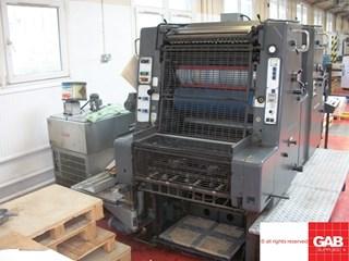 Heidelberg MOZP-S  Gebrauchte Bogenoffsetmaschinen