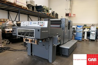 Heidelberg MOZP-H  Sheet Fed