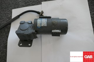 Heidelberg MO Dampening Motor with Gearbox  Miscellaneous