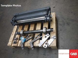 Heidelberg Numbering + Perforating unit  Numeradores