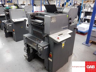 Heidelberg QM 46-2 单张纸胶印机