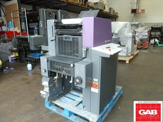 Heidelberg QM 46 offset Sheet Fed
