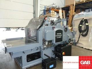Heidelberg S-Cylinder Troqueladoras - Automáticas y Handfed