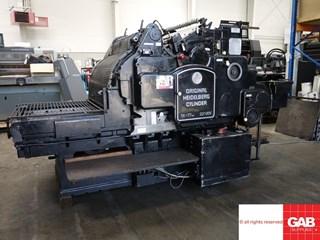 Heidelberg SBG cylinder  Die Cutters - Automatic and Handfed