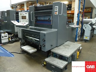 Heidelberg SM 74-1 single colour offset  Gebrauchte Bogenoffsetmaschinen