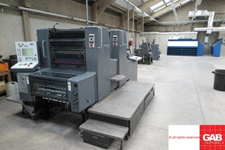 Heidelberg SM 74 Sheet Fed