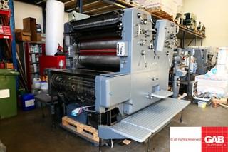 Heidelberg SORS/Z Machines offset à feuilles