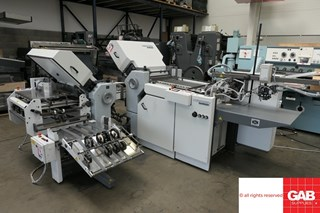 Heidelberg Stahl Ti 52 Folding Machines