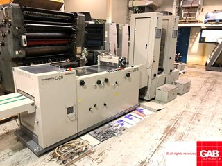 Horizon VAC-100a/VAC-100m/SPF-20/FC-20 Booklet Production
