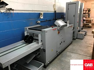Horizon VAC-100 A VAC-100C SPF-200A FC-200A Booklet Production