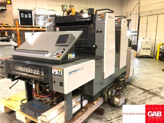 Komori Sprint GS228  Sheet Fed