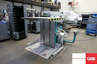 Manfred R 1000 P Pile turner / elevator