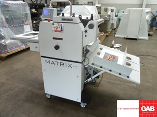 Matrix MX-530P pneumatic laminating machine  Laminating and coating