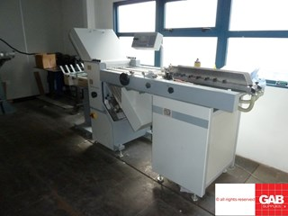 MB Bäuerle Multimaster CAS 38 Folding machines
