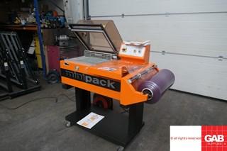 Minipack-Torre FM75sc Máquinas de embalaje