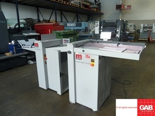 Morgana Autocreaser Pro with Autofold Pro  Creasers/Slitters/Scorers/Perforators