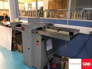 Morgana Digifold 5000 P Folding Machines