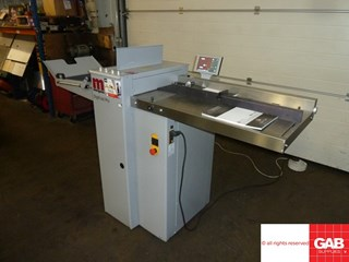 Morgana Digifold Pro - Folding & Creasing Machine Folding machines