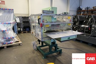 PB&E HK10-3 FOIL MARKING MACHINE  Heissfoliendruck