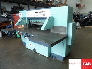 Perfecta Seypa 115 MR guillotine  Guillotines/Cutters