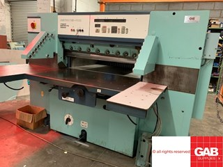 Perfecta 115 pmc Guillotines/Cutters