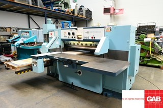 Perfecta Seypa 132-3 Guillotines/Cutters
