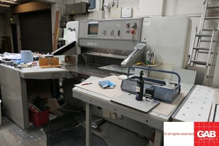 Polar 115 ED  Guillotines/Cutters