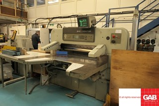Polar 115 EMC Monitor Guillotines/Cutters