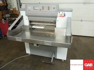 Polar 66 guillotine  切纸机