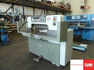 Polar 76 EM Guillotine  Guillotines/Cutters