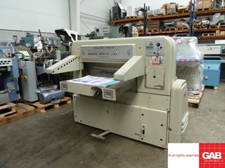 Polar 92 CE Guillotines/Cutters