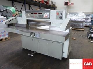 Polar 92 EM guillotine  Guillotines/Cutters