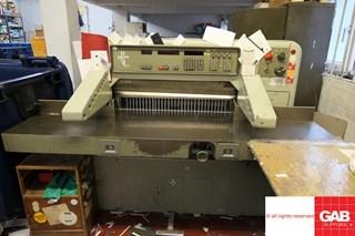 Polar 92 EMC Guillotines/Cutters