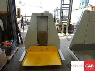 Polar LW600 Pile Lift  Guillotines/Cutters