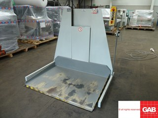 Polar Mohr Pile Lift LW1000-6  Guillotines/Cutters