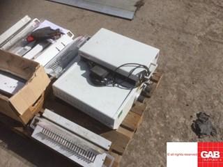 Renz ECL 360  WIRE-O/MACHINES A SPIRALES MATALLIQUES