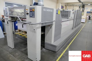 Sakurai Oliver 466 SD-C Gebrauchte Bogenoffsetmaschinen