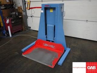 Schneider Profiline PL10-600-H pile hoist  Guillotines/Cutters