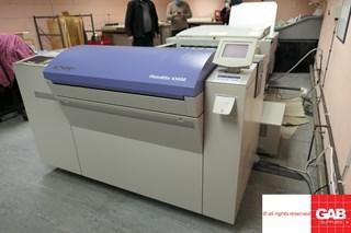 Screen PlateRite 4300E CTP-Systems