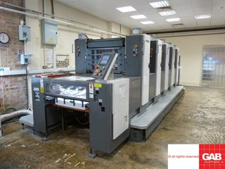 Shinohara 75 V Sheet Fed