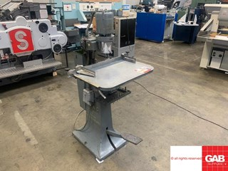 SOAG 1 Head Paper Drilling & Punching