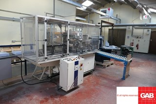 Sollas 20H125 Wrapping Machines